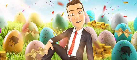 Join Jack's Mega Easter Egg Hunt!